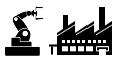 プラント建設や大型機械向けなど、幅広い業界に対応